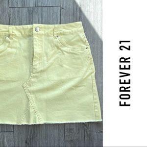 Forever 21 - Pastel Mini Skirt